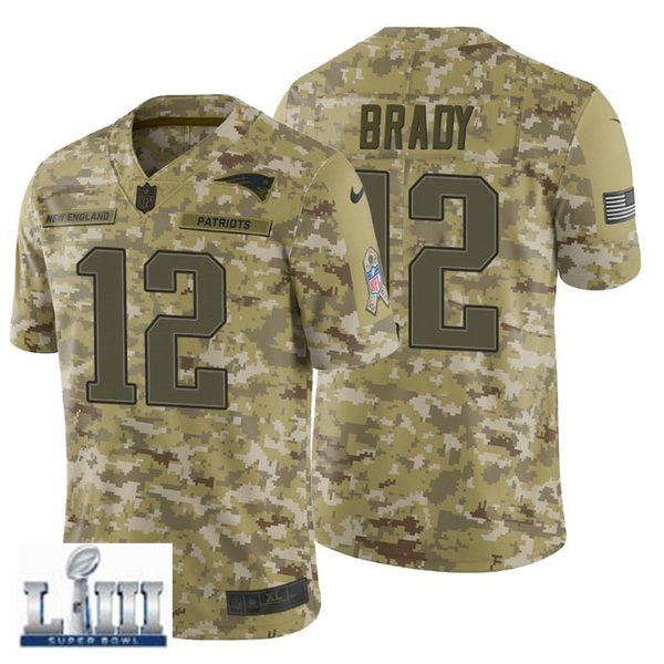 best authentic 1d721 2d97c 2019 2019 Tom Brady Jersey Pro Super Bowl LIII New England Rob Gronkowski  Patriots Julian Edelman Custom American Football Jerseys 4xl 5xl 6xl From  ...