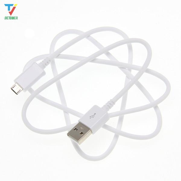 500 шт. / Лот высокое качество 1 м S4 кабель для передачи данных Micro USB Android быстрая зарядка кабель для передачи данных для Samsung xiaomi huawei