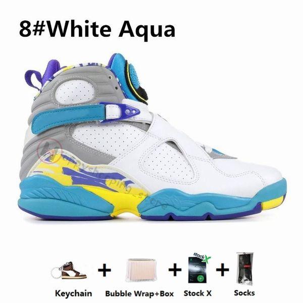 8S- Aqua Blanc