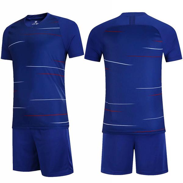 2019 nouveaux champions du maillot de football du maillot de football des clubs de football CFC shirt hommes enfants Edition originale Pas de logo personnaliser la production