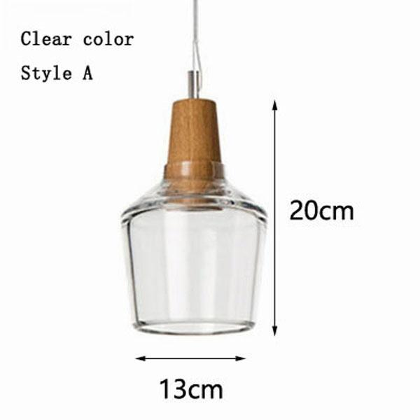 Clear color & style A