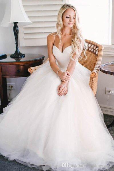 Свадебные платья Vestios De Novia с открытой спиной и без рукавов, кружевные аппликации, свадебные платья с длинным шлейфом