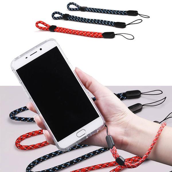 Adjustable Wrist Strap Hand Lanyard For Phone iPhone Samsung Camera GoPro USB Flash Drives Keys ID Card keycord keychain