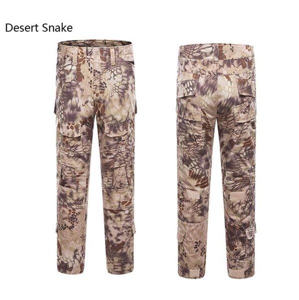 Wüste-Schlange