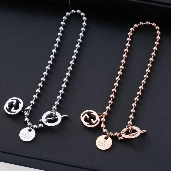 Mode Gold Silber Farbe gg Armband und Armband für Frauen Designer-Charme-Armbänder Marke Frau Luxuxschmucksachen Party-Geschenke