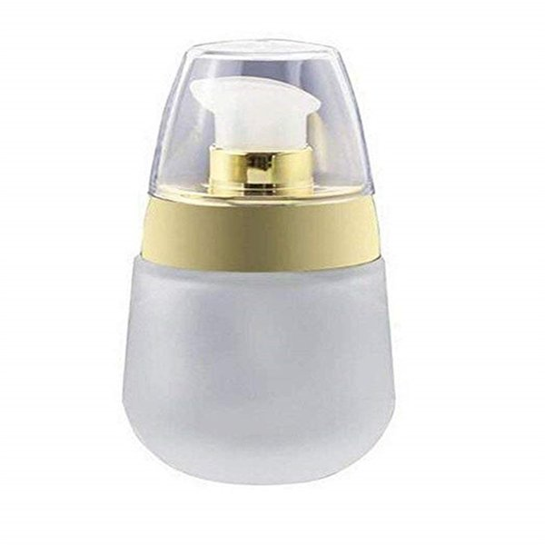 Botella 30ml bomba de la loción de Oro