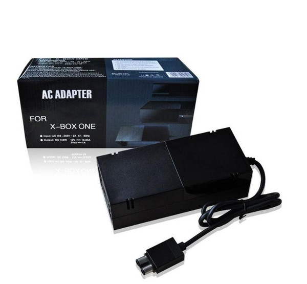 top popular Newest AC Power Supply Adapter 100V-240V Charging Charger Cable US EU UK Plug for Microsoft Xbox One Console 2021