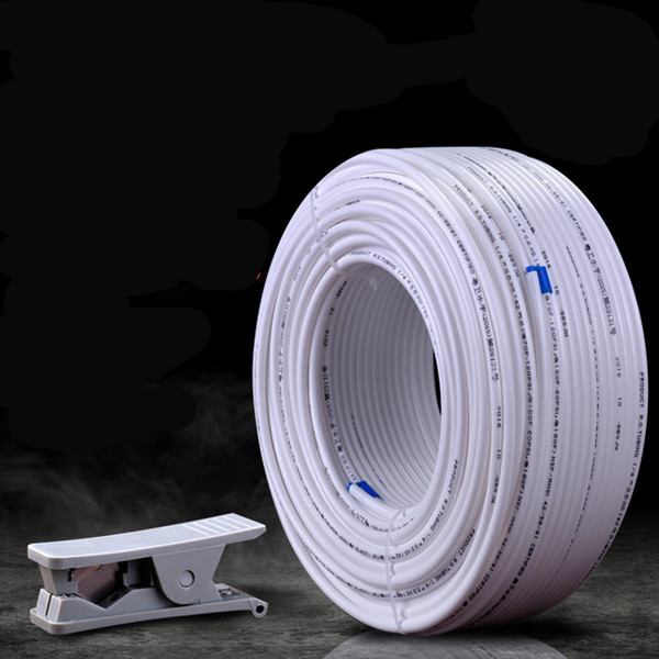 best selling 100m water tube 1 4 quick hose Pipe For RO Water Filter System Aquarium PE Reverse Osmosis 1 4 inch