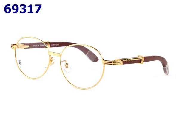 top popular 100% New Fashion Men Sunglasses Men's Sun glasses Brand Myopia Frame FashionHOT Mens Sunglasses EyeGlasses sun blinker 2019