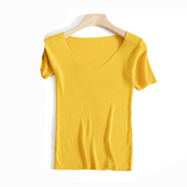 -V amarillo