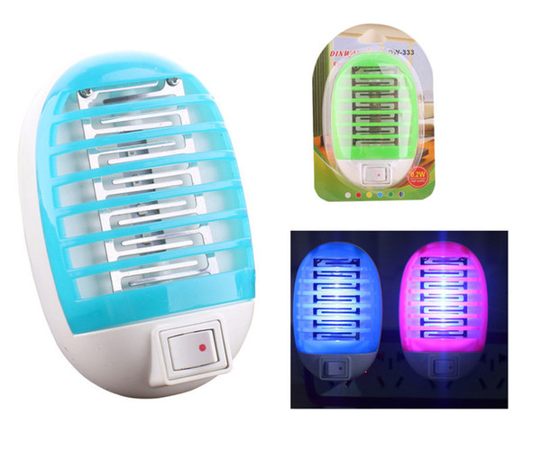 best selling LED Mosquito Killer Lamp Light Eco Friendly Photocatalyst Mosquito Killer Household Anti-Mosquito Electric Insect Killer Free Shipping DHL