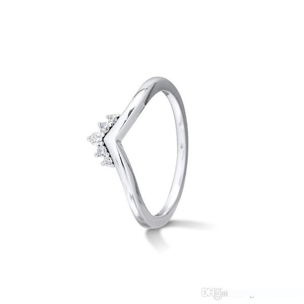 2019 2019 Autumn New 925 Sterling Silver Pandora Rings European