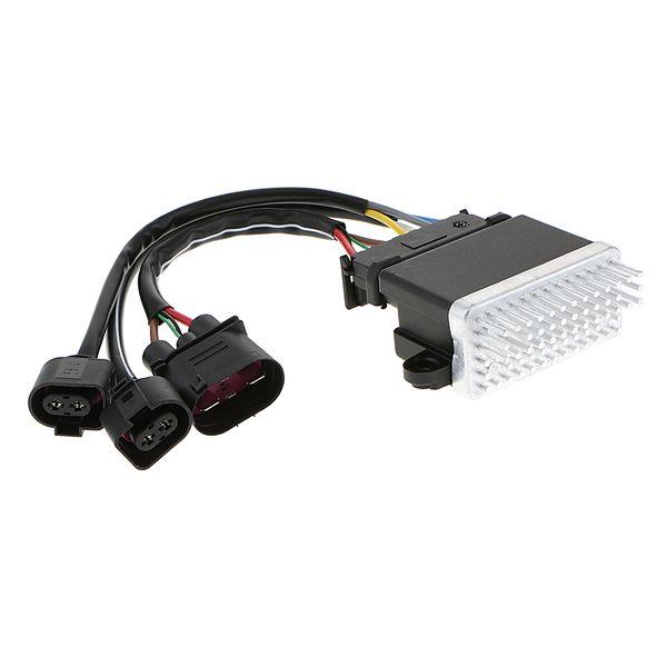 top popular Car Engine Cooling Fan Control Unit Module 8K0959501G For Audi A4 A5 A6 Q3 2021