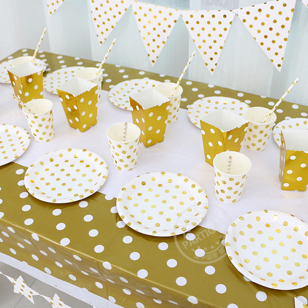 1PC 137*274cm gold siver pink blue white Tablecloth wedding birthday party decor Disposable Tableware Tablecover supplies