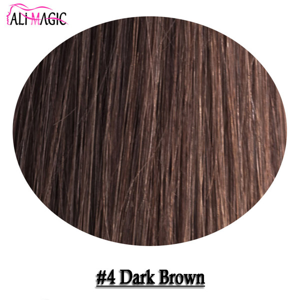 #4 Dark Brown