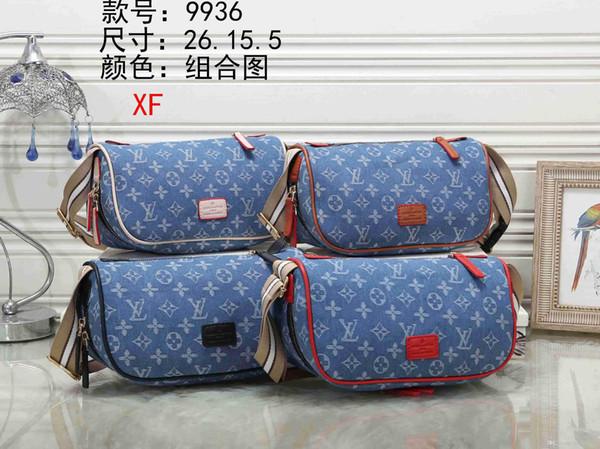 XFMK819 Лучшая цена высокое качество женщины женская сумка тотализатор плечо рюкзак сумка кошелек wallet9