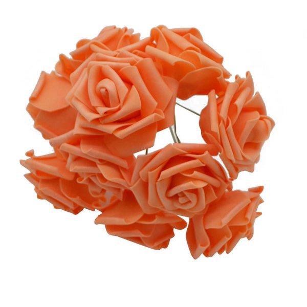 Orange kein Blatt