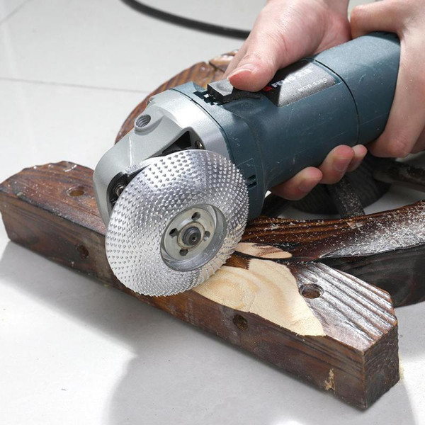 best selling Wood Angle Grinding Wheel Sanding Carving Grinder Rotary Tools Abrasive Disc For Angle Tungsten Carbide Coating Bore Shaping