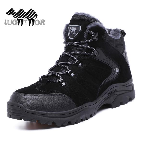 La Escalada Al Compre De Senderismo Botas Dropshipping Impermeables Libre Deportivas Para Caza Montaña Zapatos Aire Zapatillas wHwq0OC
