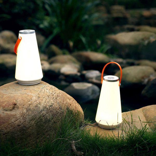 LED Творческий Ночной Свет Главная Настольная Лампа USB Аккумуляторная Портативный Беспроводной Сенсорный Выключатель Открытый Отдых Аварийное Освещение