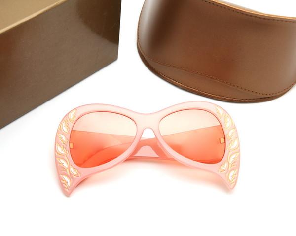 Gucci GG00143 1pcs Venta al por mayor - Gafas de sol de Gafas de Sol de Gafas de Sol de Gafas de Sol de Gafas de Sol de Moda de hombres de marca de moda de alta calidad con casos
