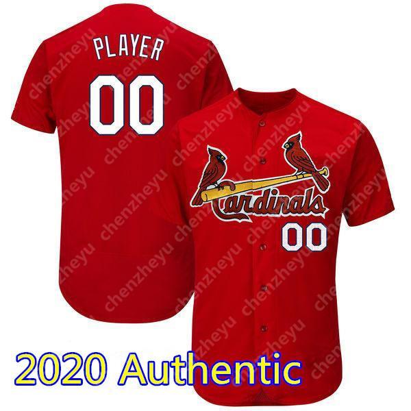 2020 Authentic / rosso / uomini