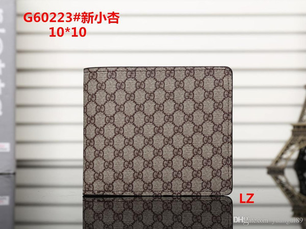 Hot! 2019 Wholesale Famous Brand Fashion Single Zipper Cheap Luxury Designer Women Pu Leather Wallet Lady Ladies Long Purse M03
