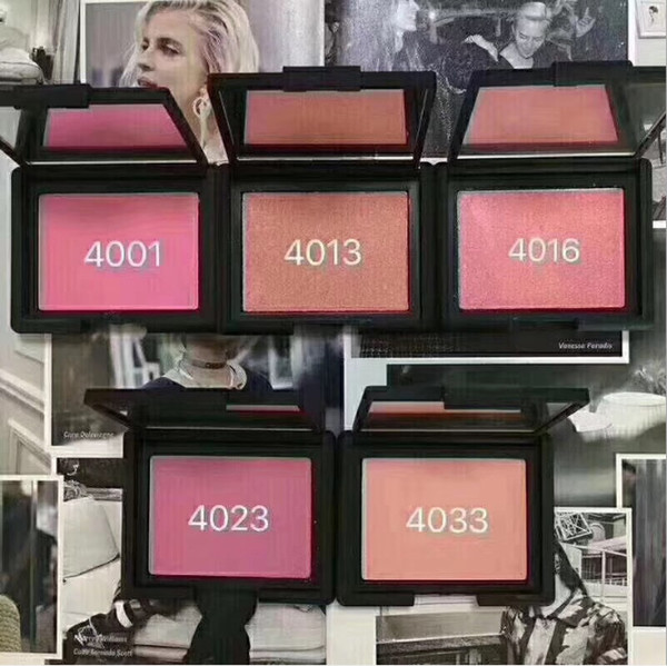 5 colors face blush pressed powder orgasm blusher desire deepthroat appeal angelika dhl ship