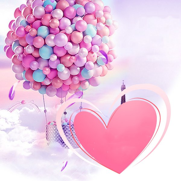 100pc/lot 10 Inch Macaron Latex Balloons Wedding Birthday Decoration Globos Baby Shower Girl Birthday Party Helium Balloon VT0114