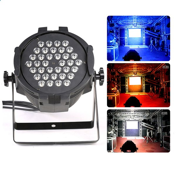 Hot Sale 36*3W RGBW Led Par Light Dj Disco Stage Led Light for indoor stage with ce rohs approved