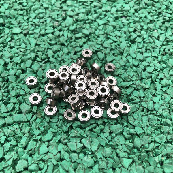 best selling 500pcs lot MR52ZZ MR52 ZZ L-520ZZ 2x5x2.5mm Miniature deep groove ball bearing double shielded 2*5*2.5mm MR52Z