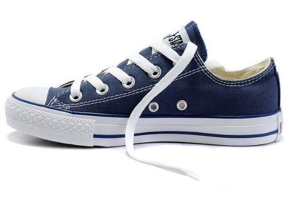 best selling Hot sell top Classical design men women low canvas shoes skateboard dress shoes