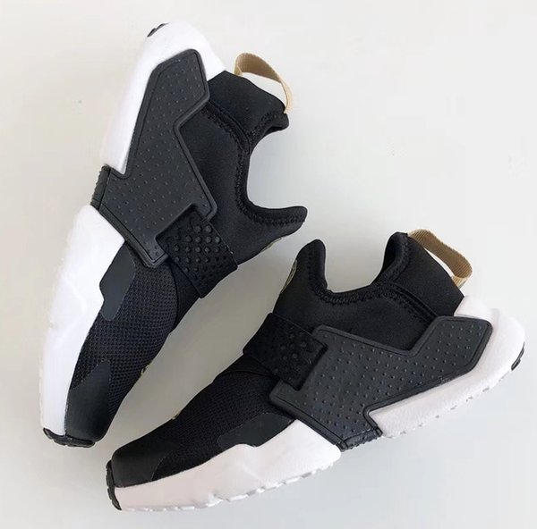 Original box] Hot sale High quality kids running shoes long wear discount London children's breathable comfort boys and girls Size:28-35