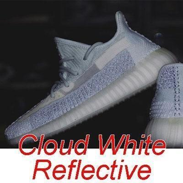 Cloud White Reflective