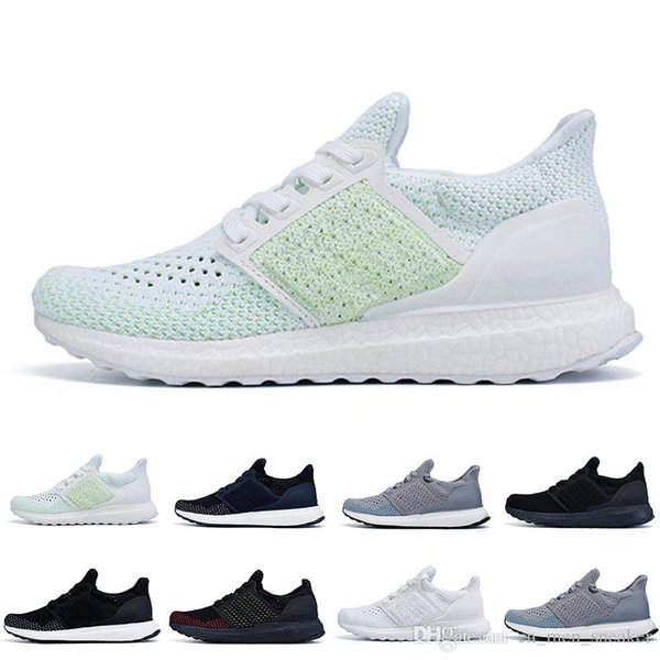 2018 designer shoes Ultraboots 4.5 Uncaged Running Shoes Men Women Ultra Boots 4.5 Primeknit Runs White Black Athletic Shoes
