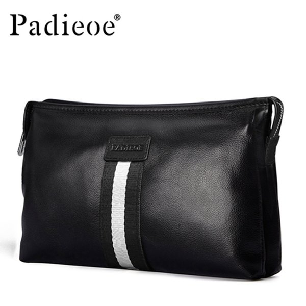 Large Capacity Designer fashion bags ladies Handbags Men Luxury Purses and Genuine Leather Wallets Business Clutch Totes Free shipping Best