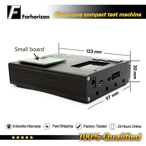 8 in 1 LCD Dokunmatik Ekran Digitizer Ekran Test Kurulu Test Makinesi Aracı iphone 4 5 6 7 8 Artı