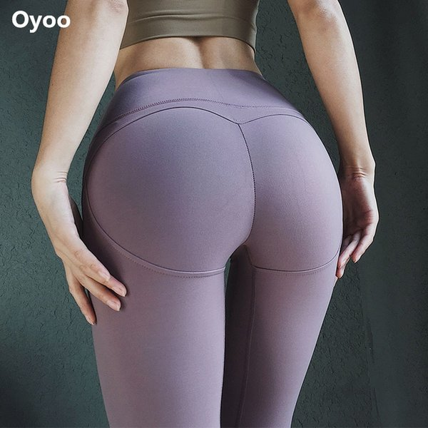 4f15a06f33 Oyo booties push up fitness leggings women workout yoga pants sexy slimming  leggins sport women jogging