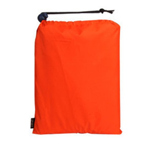 3 In 1 Men Women Camping Backpack Cover Multifunctional Outdoor Poncho Wear Resistant Travel Ultralight Cape Raincoat Hiking