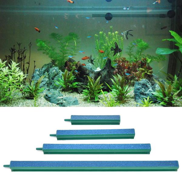 barre de sable spéciale pour pompe à air d'aquarium Barre à bulles de pierre à air frais Réservoir d'aquarium Pompe d'aérateur hydroponique