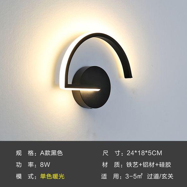 cálida luz 8W7