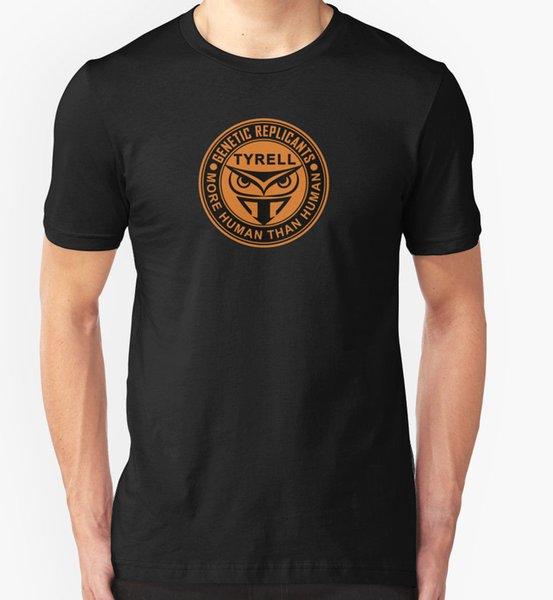 TYRELL CORPORATION T CAMISA FILME RUNNER FILME FILME 1980'S CULTFunny frete grátis Unisex Casual Tshirt