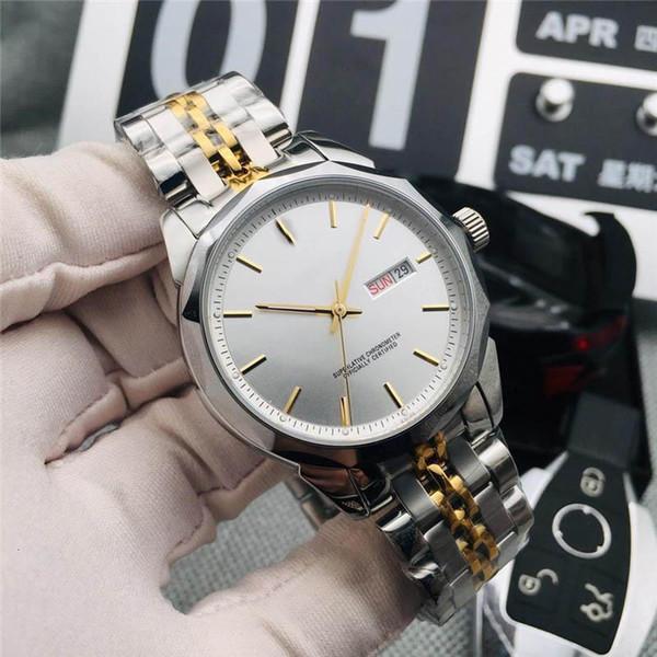 2019 luxo Hot alta qualidade automáticas movimento mecânico de corda automática relógios de pulso arrebatadoras de aço inoxidável dom relógio designer de moda