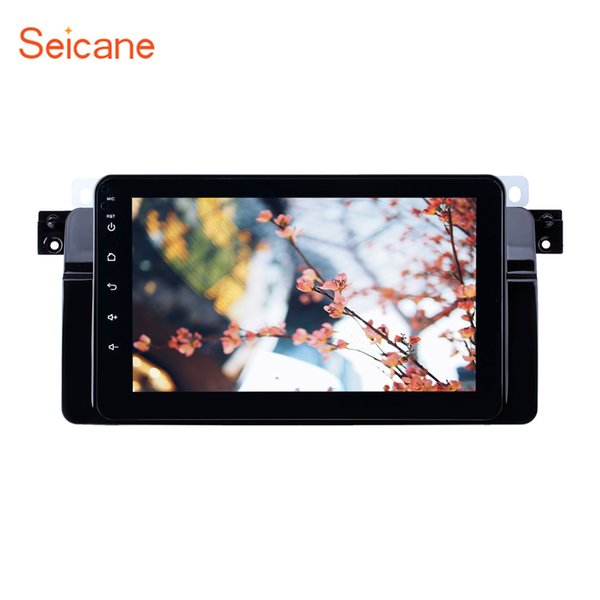 Seicane Android 8.1 8-core Car Multimedia Player GPS for BMW 3 Series E46 M3 1998 1999 2000-2006 support Digital TV Carplay