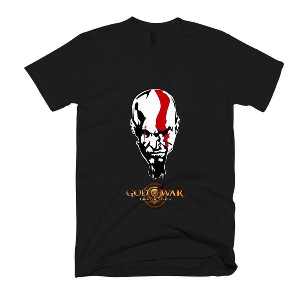 God Of War Jeux Hommes / Femmes T ShirtCool Casual fierté t shirt hommes Unisexe De La Mode t-shirt livraison gratuite tops drôles