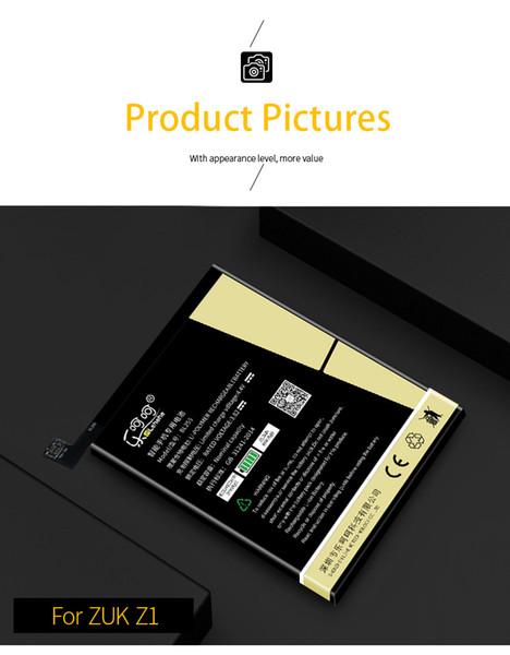 2019 Nuovo originale LEHEHE BL255 BL263 BL271 BL268 Batteria per Lenovo ZUK Z1 Z2 bordo della batteria Pro High Quality Tools Free Gifts