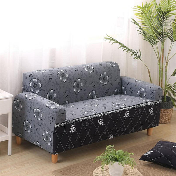 Sofa Slipcovers Tight Wrap All Inclusive Slip Resistant Elastic Sofa Towel  Corner Sofa Cover 1/2/3 Seater Chair Covers Dining Room Chair Seat Covers  ...