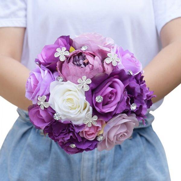 Bridesmaid Flowers One