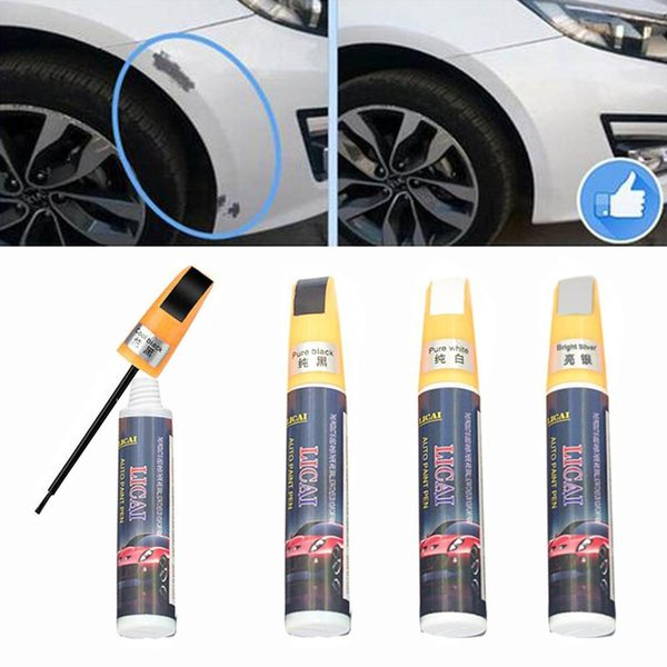 new style matt car scratch repair paint pen auto care multi-color care auto paint pen repair tool easy to use