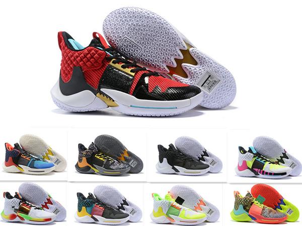 Acquista 2019 Russell Westbrook 2 Why Not Zer0.2 Chaos Future History All Stars KB3 Scarpe Da Basket Migliori Qualità Mens Sport Sneakers A $79.46 Dal